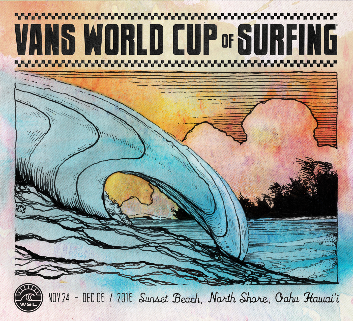 84d8a471e4 2016 Vans World Cup of Surfing